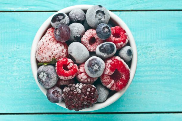 Image result for frozen fruit mix bowl