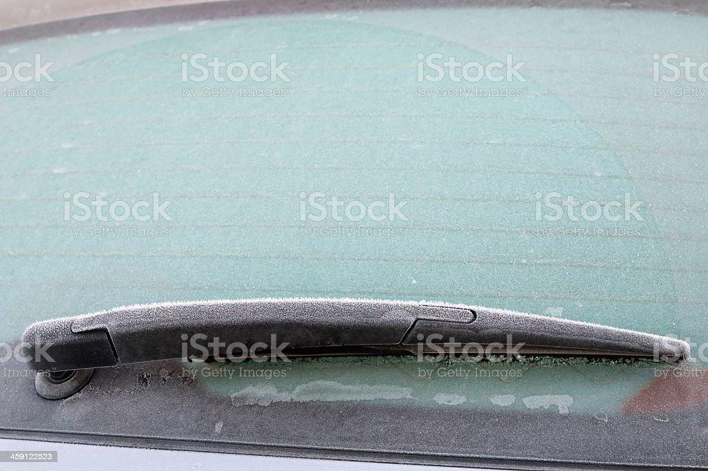 Frozen-Glas – Foto
