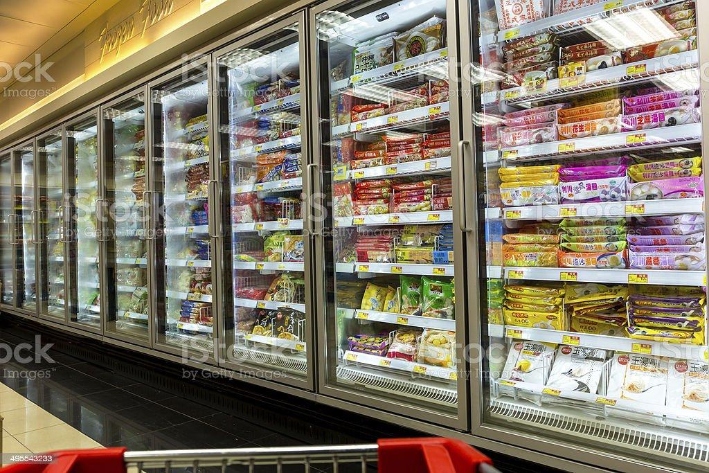 Frozen Food – Foto
