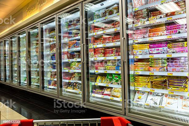 Frozen Food Stock Photo - Download Image Now