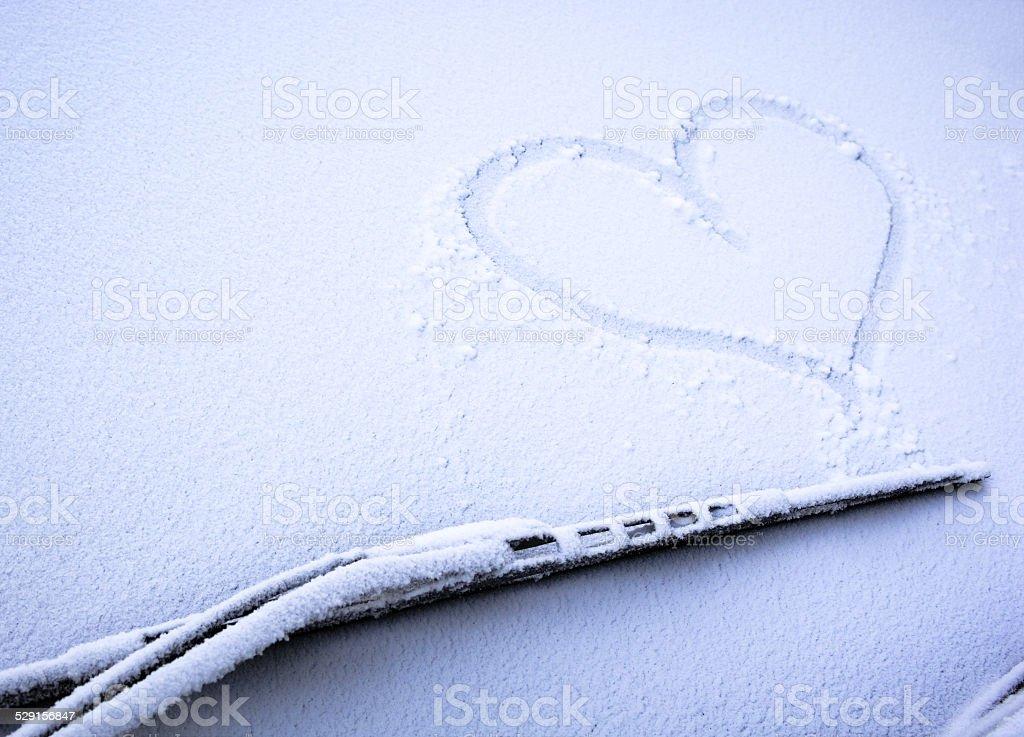Gefrorene Herz – Foto