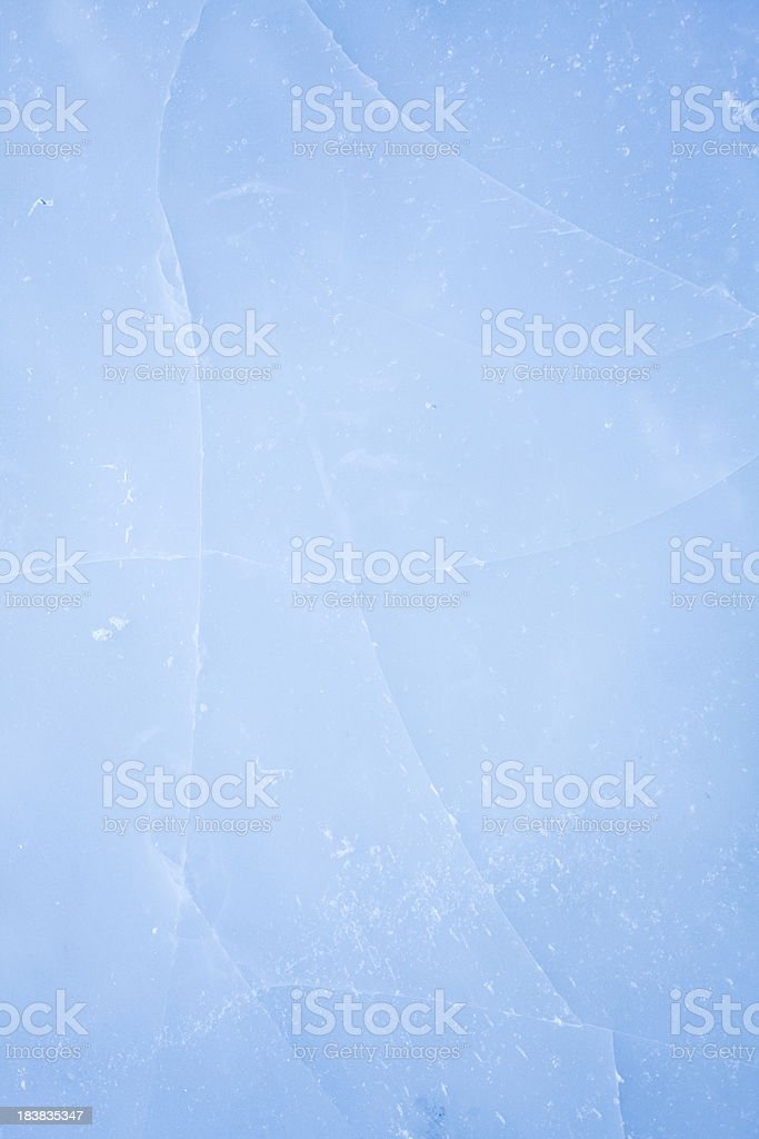 Frozen ice background royalty-free stock photo