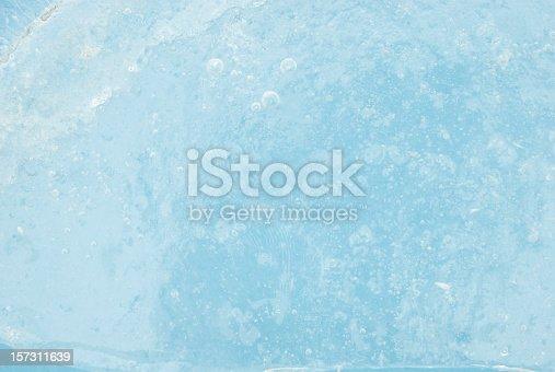 istock Frozen ice surface 157311639