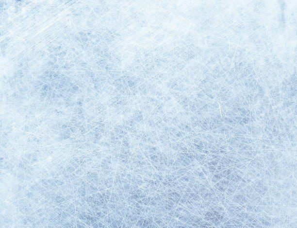 Frozen ice texture Grunge concrete background ice rink stock pictures, royalty-free photos & images