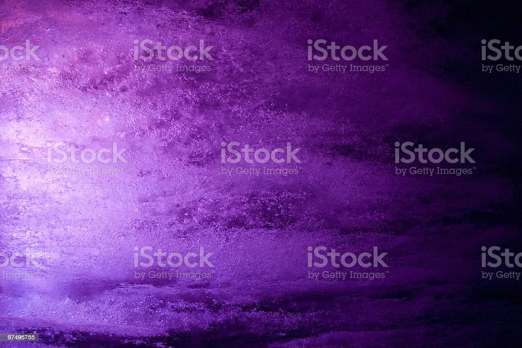Frozen icy structure royalty-free stock photo