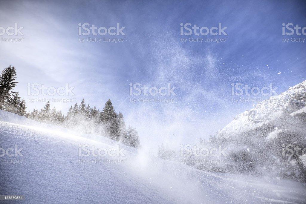 Frozen in-Zeit – Foto
