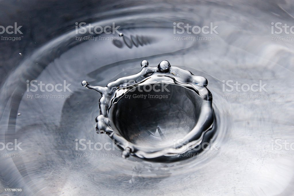 Frozen in Time royalty-free stock photo