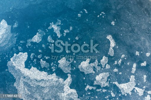 istock Frozen Lake From Above 1178914312