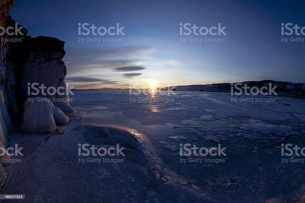 Frozen See – Foto
