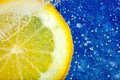 Frozen Lemon Slice.
