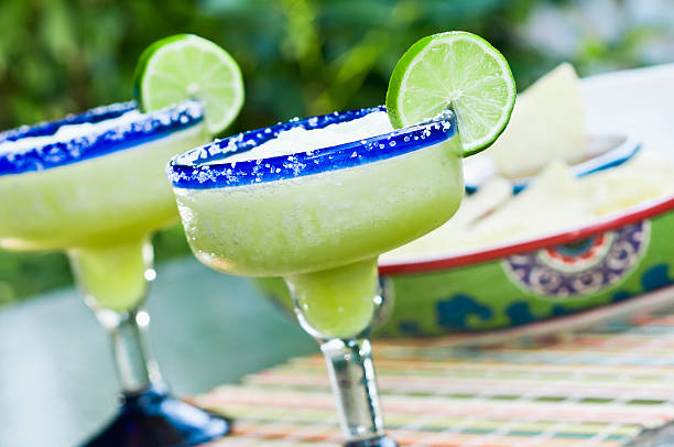 Frozen Margaritas  margarita stock pictures, royalty-free photos & images