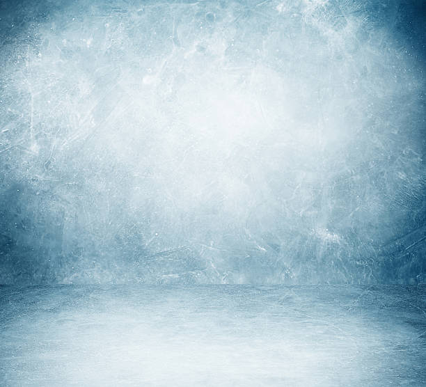 frozen snow room - frozen stock pictures, royalty-free photos & images