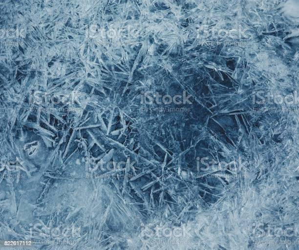 Photo of Frozen Texture