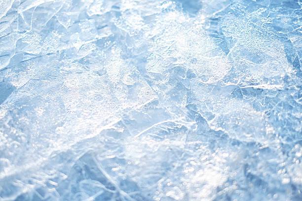 замёрзшая вода поверхность - иней замёрзшая вода стоковые фото и изображения