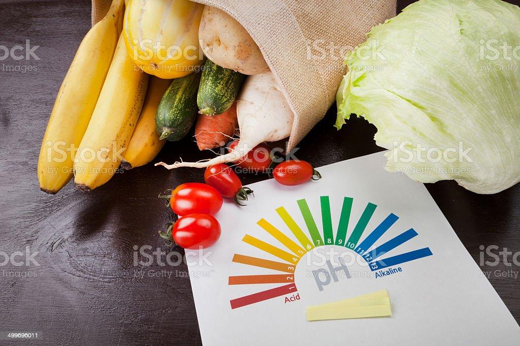 fruit acidic stock photo