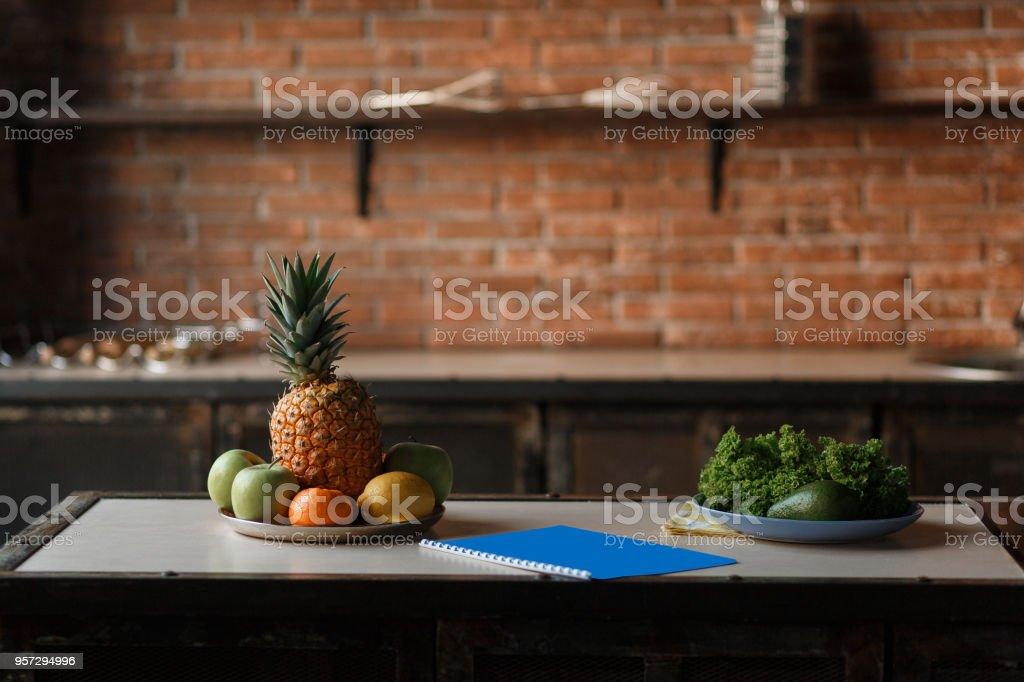dieta de la manzana y pina