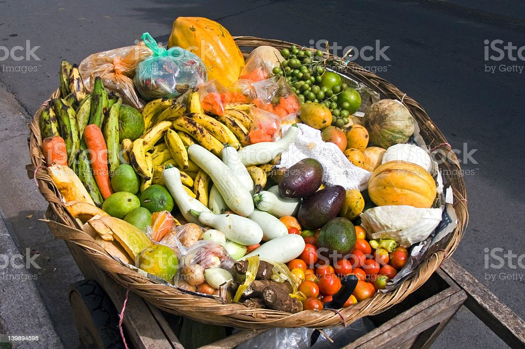 fruit and vegitables stock photo