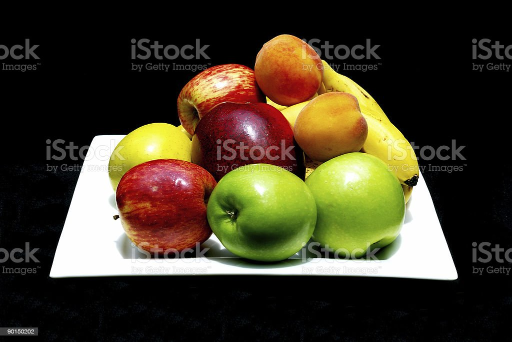 Fruit Arrangement 7 royalty-free stock photo