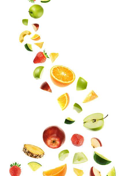 Fruit boom! stock photo