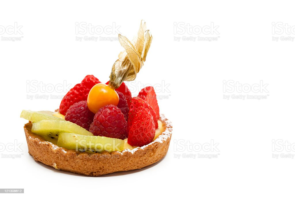 fruit cake royalty-free stock photo
