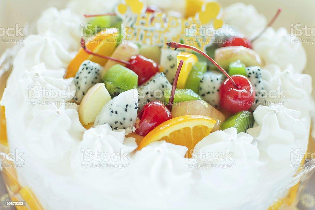 Fruit Cake foto