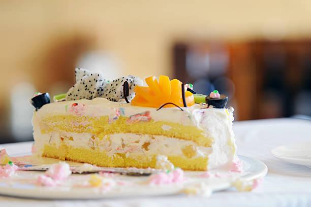 Fruit Cake - XLarge stock photo