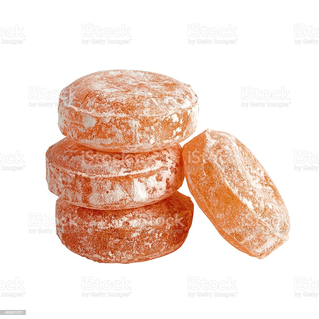 Fruit candy royalty-free stock photo