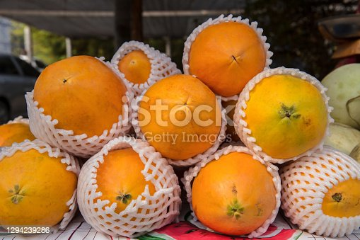 istock Fruit, Caribbean, Food, Papaya, Central America 1294239286
