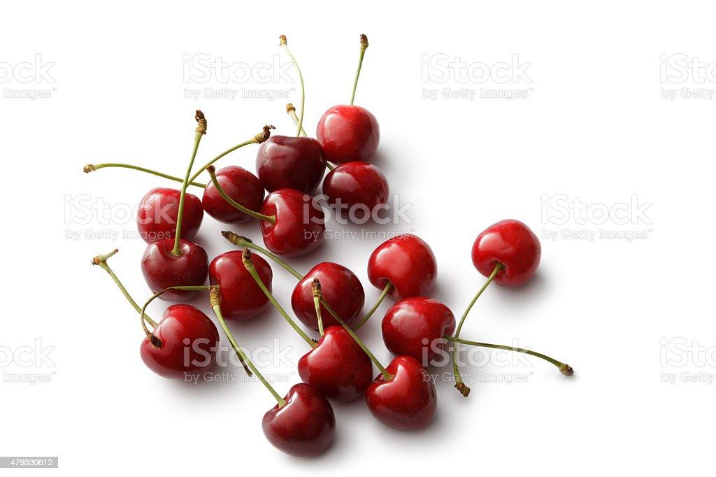 Fruit: Cherry stock photo