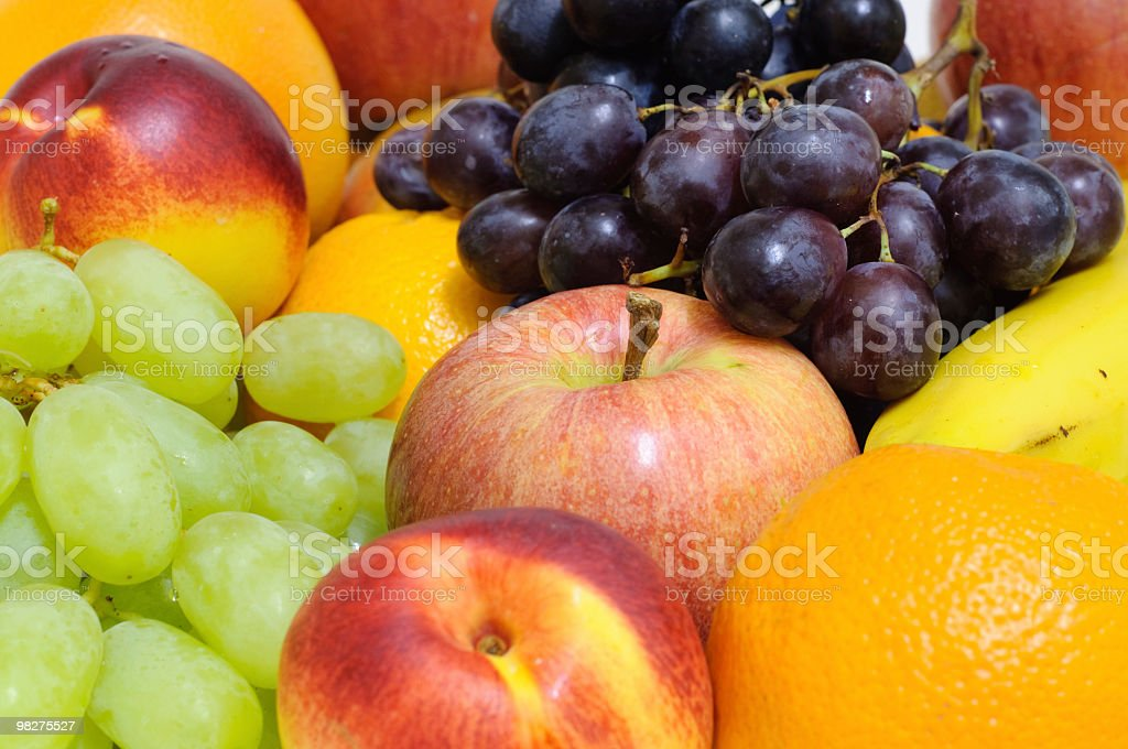 Fruit closeup royalty-free stock photo