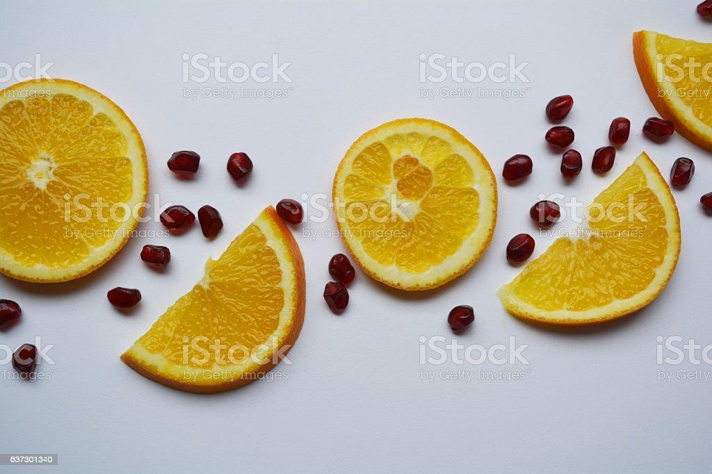 fruit fantasy stock photo