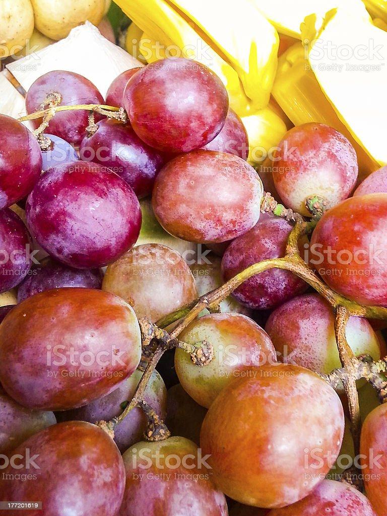 fruit for merit buddha royalty-free stock photo