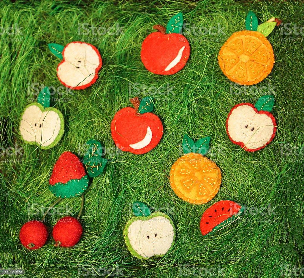 Fruit Garden royalty-free stock photo
