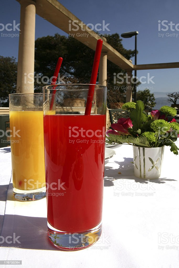succo di frutta royalty-free stock photo