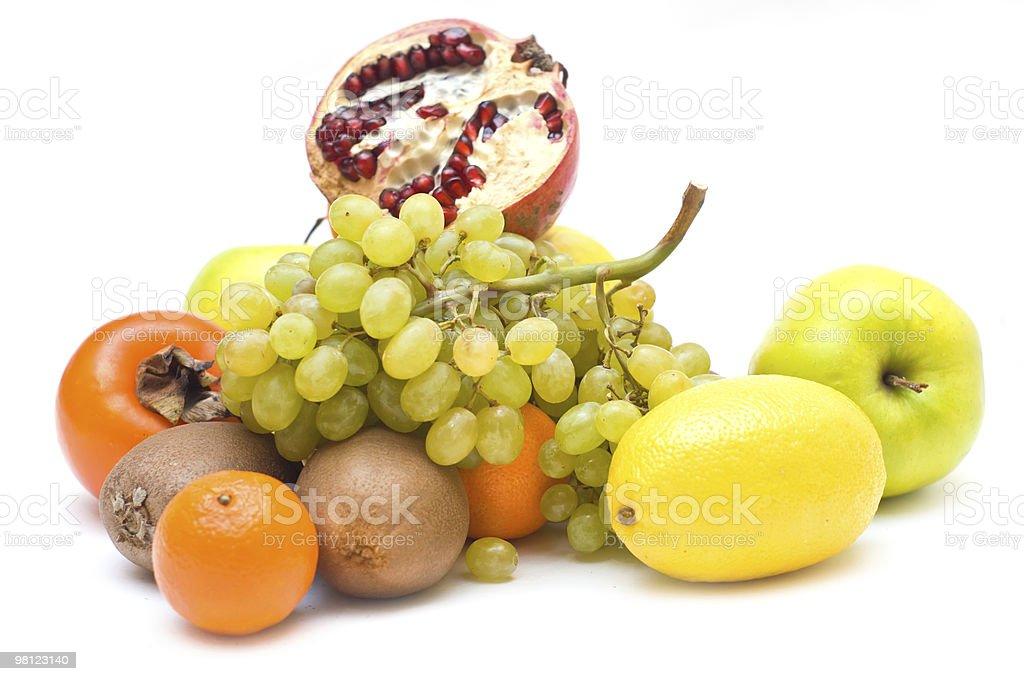 mix di frutta foto stock royalty-free