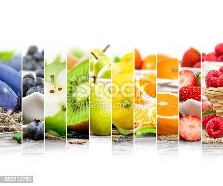 istock Fruit Mix Stripes 585310750
