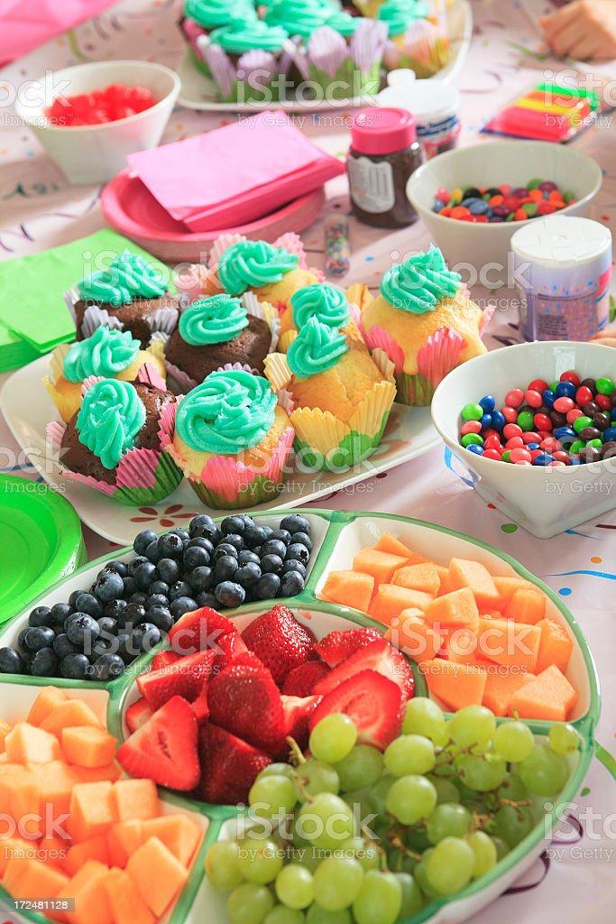 Fruit or Cake Health royalty-free stock photo