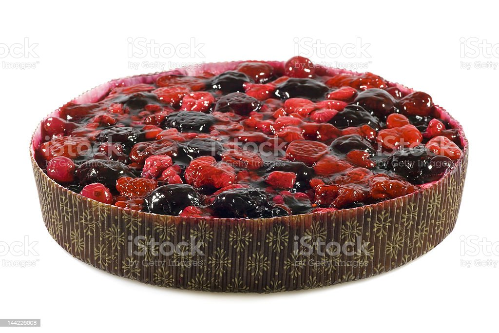 Fruit Pie royalty-free stock photo