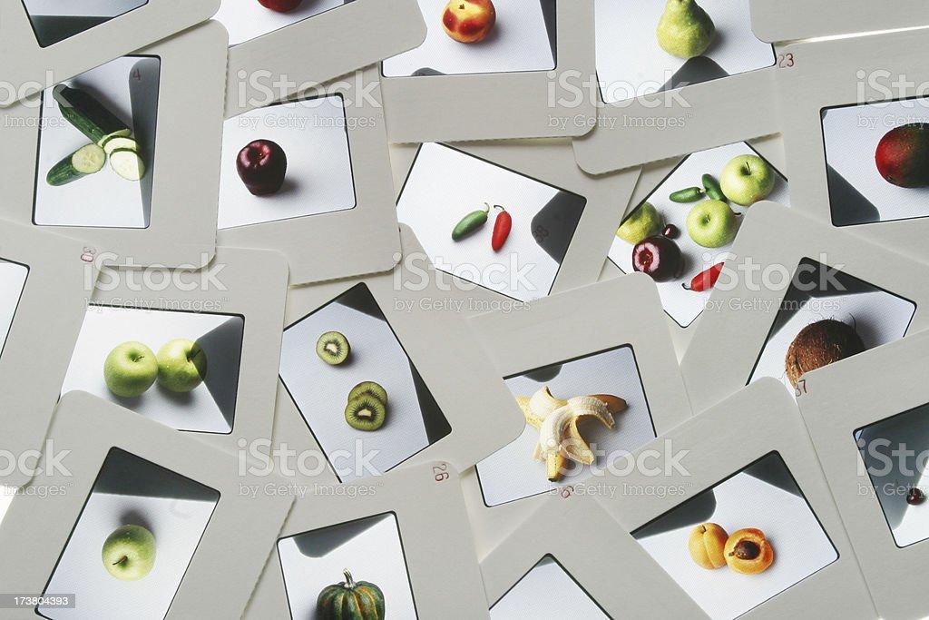 Fruit Portfolio stock photo