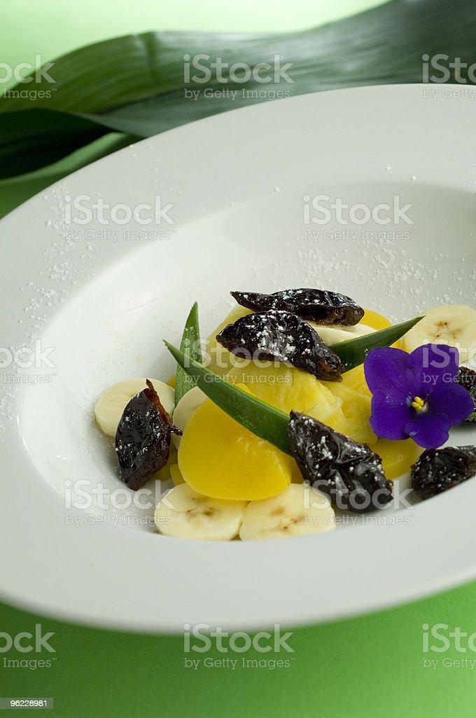 Salade de fruits, 2 photo libre de droits