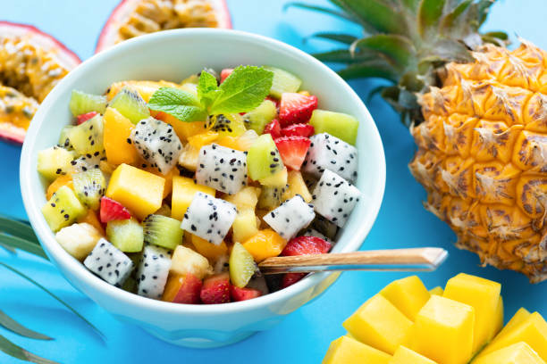 Top 60 Fruit Salad Decoration Stock Photos Pictures And Images