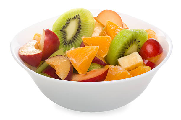 Fruit salad Fruit salad in the bowl fruit salad stock pictures, royalty-free photos & images