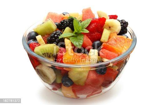 istock Fruit Salad. 182781372