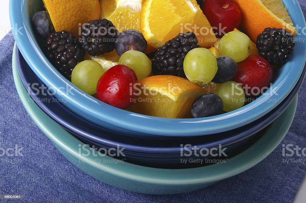 Fruit Salad royalty-free stock photo