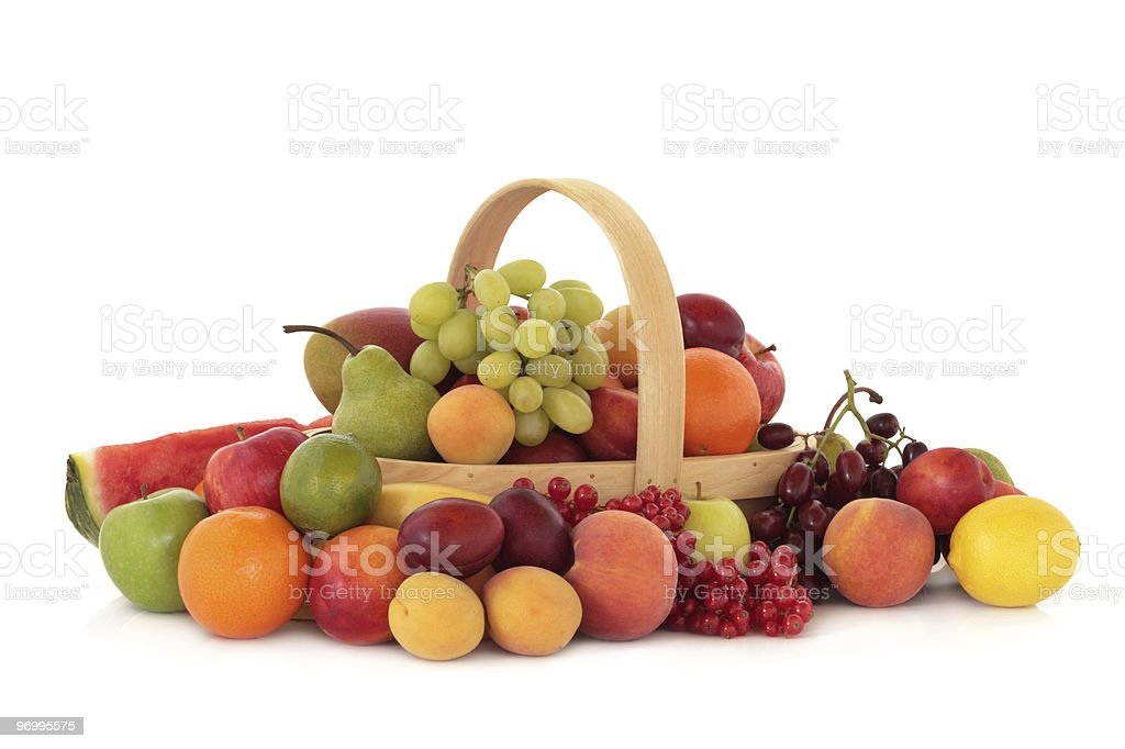 Fruit Selection royalty-free stock photo