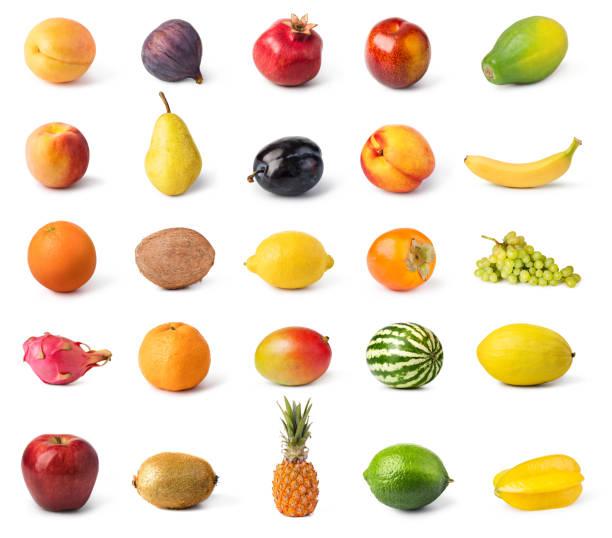 fruchtansatz - melonenbirne stock-fotos und bilder