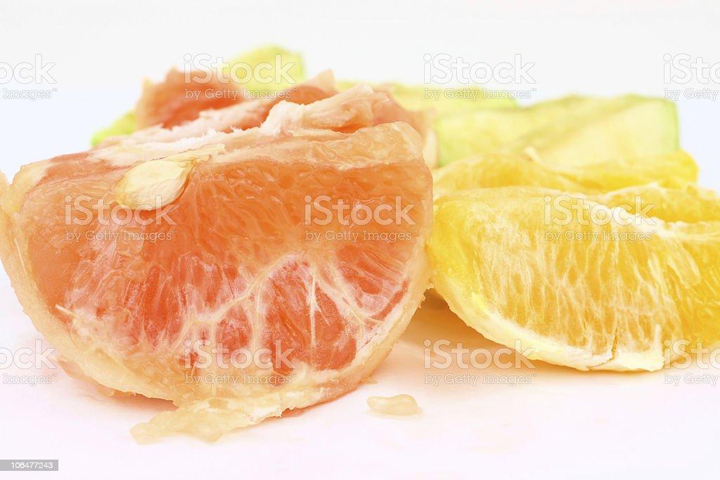 Fruit Slices royalty-free stock photo