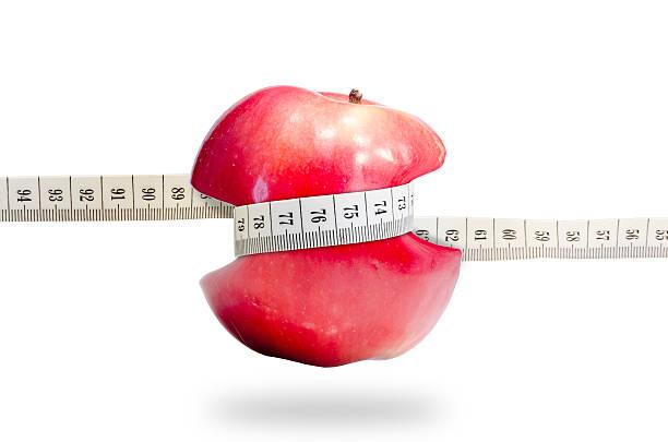 slimming gesunden Apfel Obst mit Vitaminen – Foto