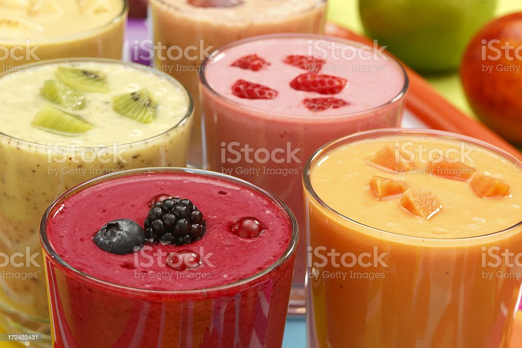 Frucht-smoothies – Foto