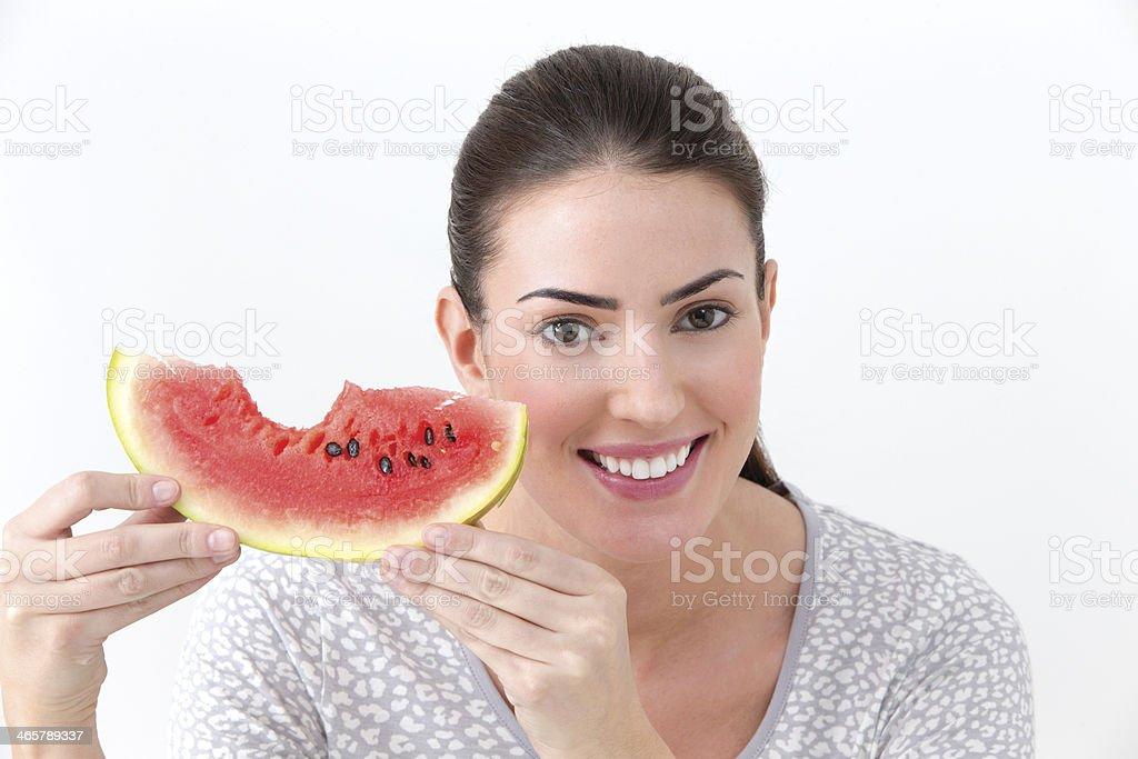 Fruit Snack royalty-free stock photo